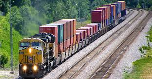 Rail Freight Forwarding Service